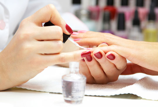 Nail repair & removal Plymouth.